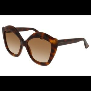 Gucci Women's GG0117S 53mm Sunglasses